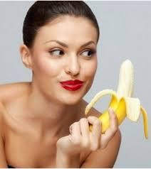 Маски для лица из белка и банана