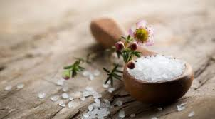 Морская соль для скраба