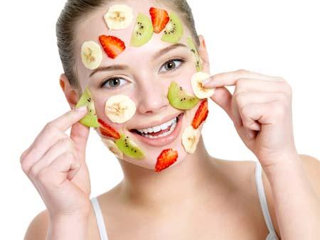 Фруктовые витаминные маски
