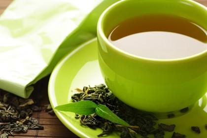 Зелены чай в масках для лица