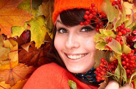 Осенние маски для лица из тыквы