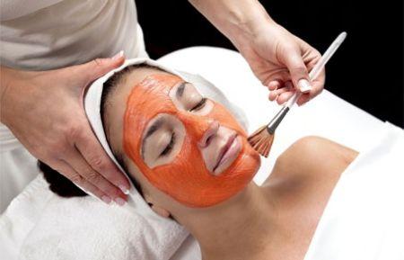 Морковные увлажняющие маски для лица