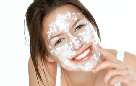 Приготовление масок для подтяжки лица