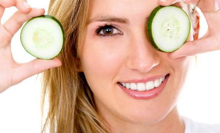 Применение фруктов и овощей в отбеливании кожи лица