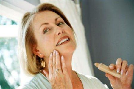 Советы по уходу за кожей лица  после 50