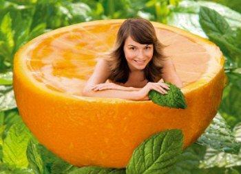 Мандариновое масло в средствах косметики