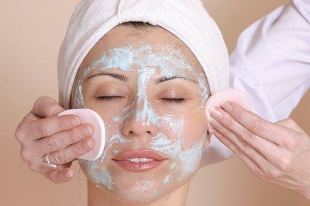 как делать маску с эффектом лифтинга