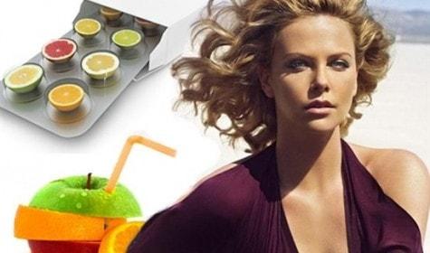 Витамин Е поможет сохранить красоту