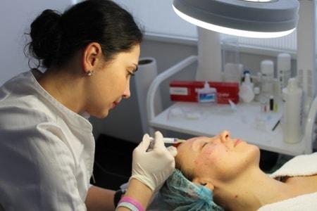 Метод плазмолифтинга кожи
