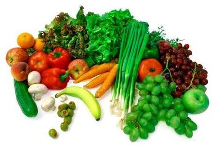 Летняя зелень для фруктовых масок