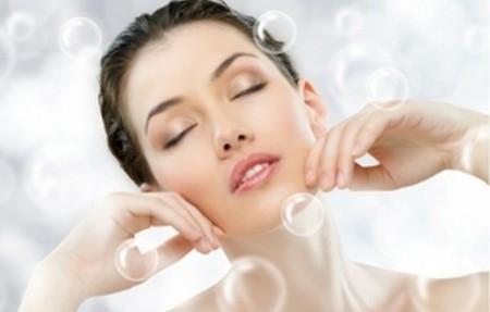 Подготовка к ручной чистке лица