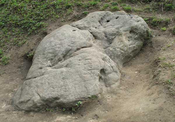 Коломенский чудотворный камень