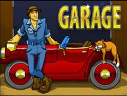 игрового автомата Garage